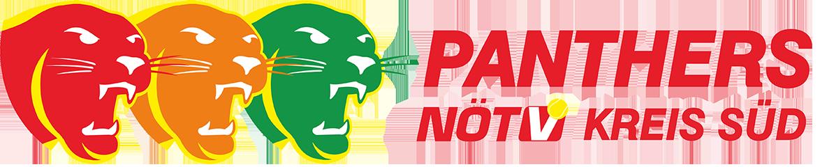 Panther Tennis – LZNK Neunkirchen Logo
